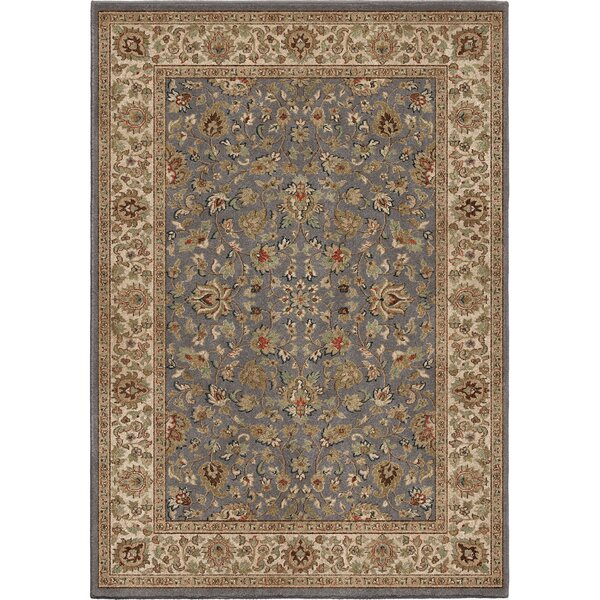 Darby Home Co Detroit Gray Area Rug