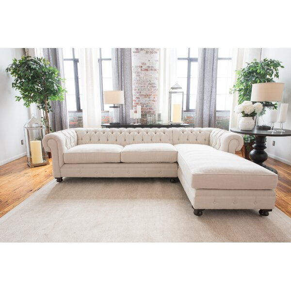 Estate Sectional Left Arm Facing Sofa And Right Arm Facing