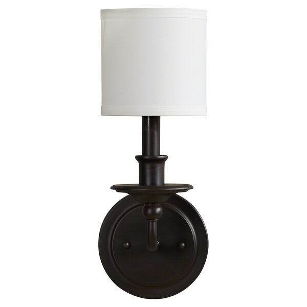 Wall Sconce Magnifying Glass : Yvonne Wall Sconce & Reviews Joss & Main