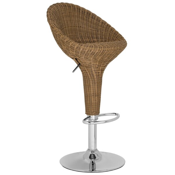 Wilborn Adjustable Height Swivel Bar Stool Amp Reviews