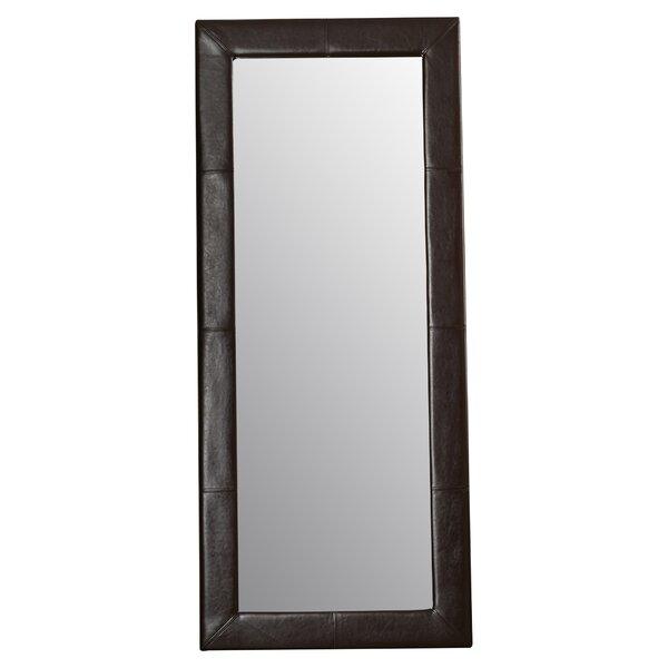 Allure floor mirror reviews joss main for Glass floor mirror