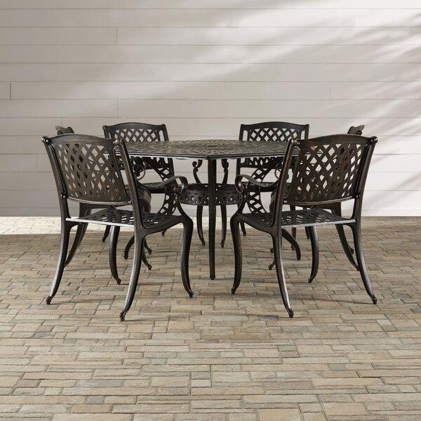 piece sydney patio dining set reviews joss main