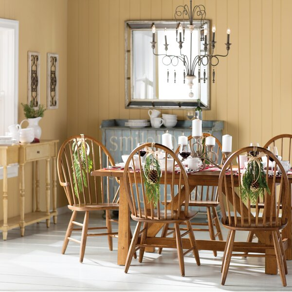 Farmhouse Extendable Dining Table & Reviews
