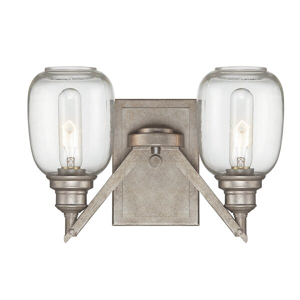 Wall Sconces Victoria Bc: Victoria 2-Light Wall Sconce & Reviews