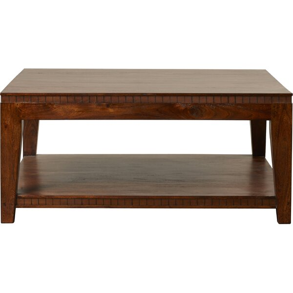 Saddler Acacia Coffee Table Reviews Joss Main