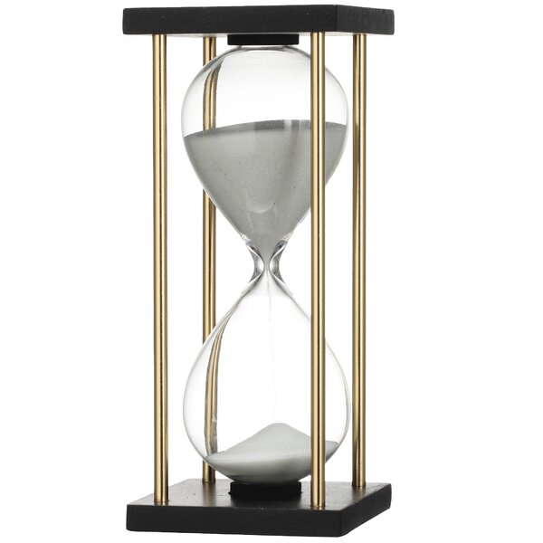 hourglass decor amp reviews joss amp main