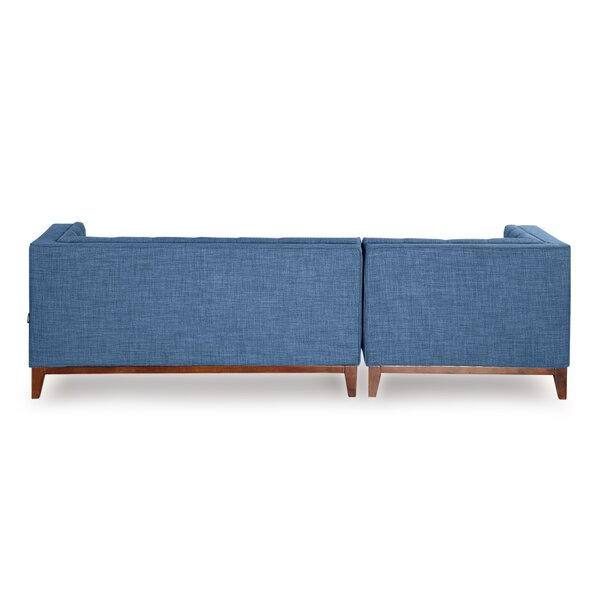 Cohen Sectional Sofa Amp Reviews Joss Amp Main