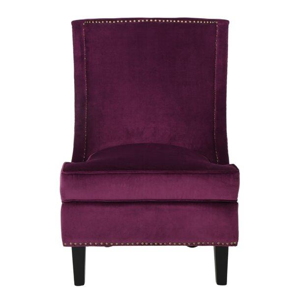 Isabell Velvet Side Chair amp Reviews Joss amp Main : Isabell Velvet Side Chair X147030 from www.jossandmain.com size 600 x 600 jpeg 34kB