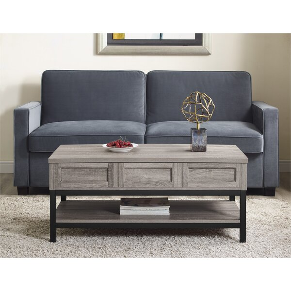 Omar Coffee Table With Lift Top Amp Reviews Joss Amp Main