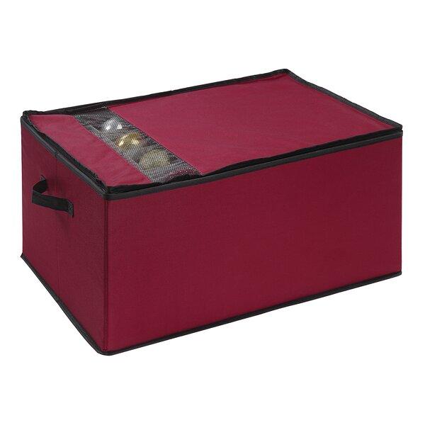 Christmas Ornament Storage Box Amp Reviews Joss Amp Main
