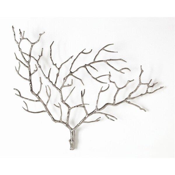 tree branch wall sculpture amp reviews joss amp main