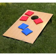 Advanced Cornhole Set
