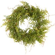 Hotag with Berry Wreath