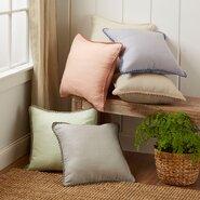 Armelle Linen Pillow Cover