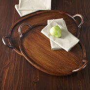 Bradshaw Wooden Tray (Set of 2)