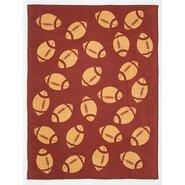Touchdown Cotton Blend Blanket
