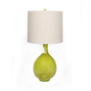 "Bubble Glass 30"" H Table Lamp"
