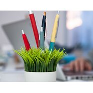Grass Pen Stand (Set of 2)