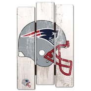 NFL Graphic Art on Plaque