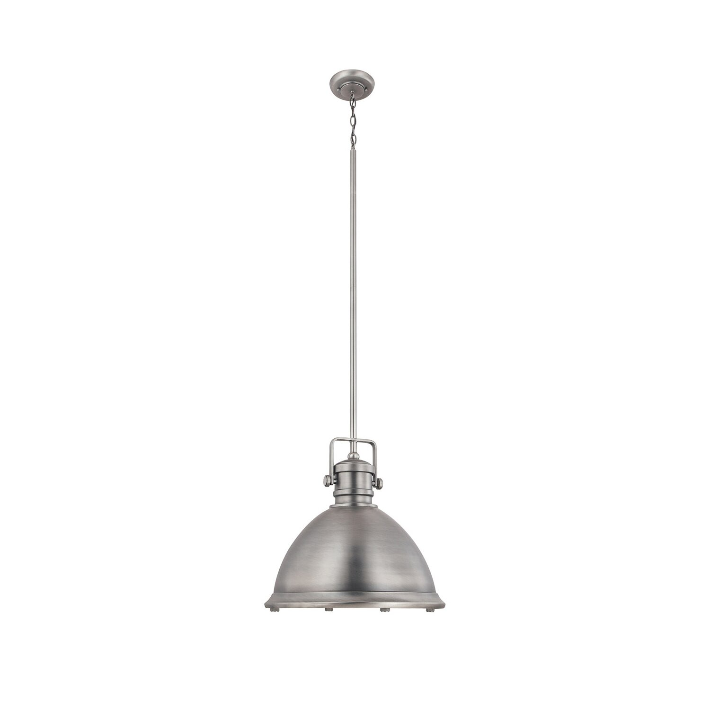 Capital lighting 1 light mini pendant reviews wayfair for Wayfair industrial lamp