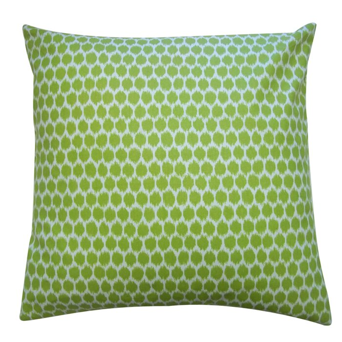 Jiti Splotch Cotton Throw Pillow Wayfair