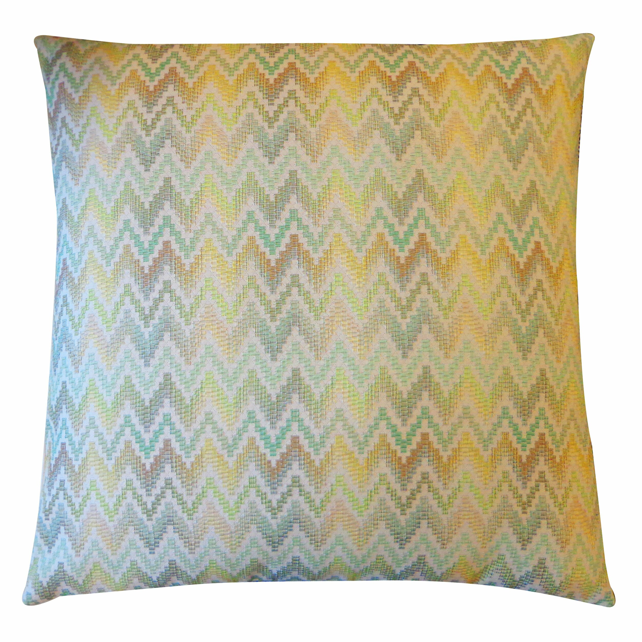Jiti Decorative Pillows : Jiti Lux Cotton Throw Pillow Wayfair