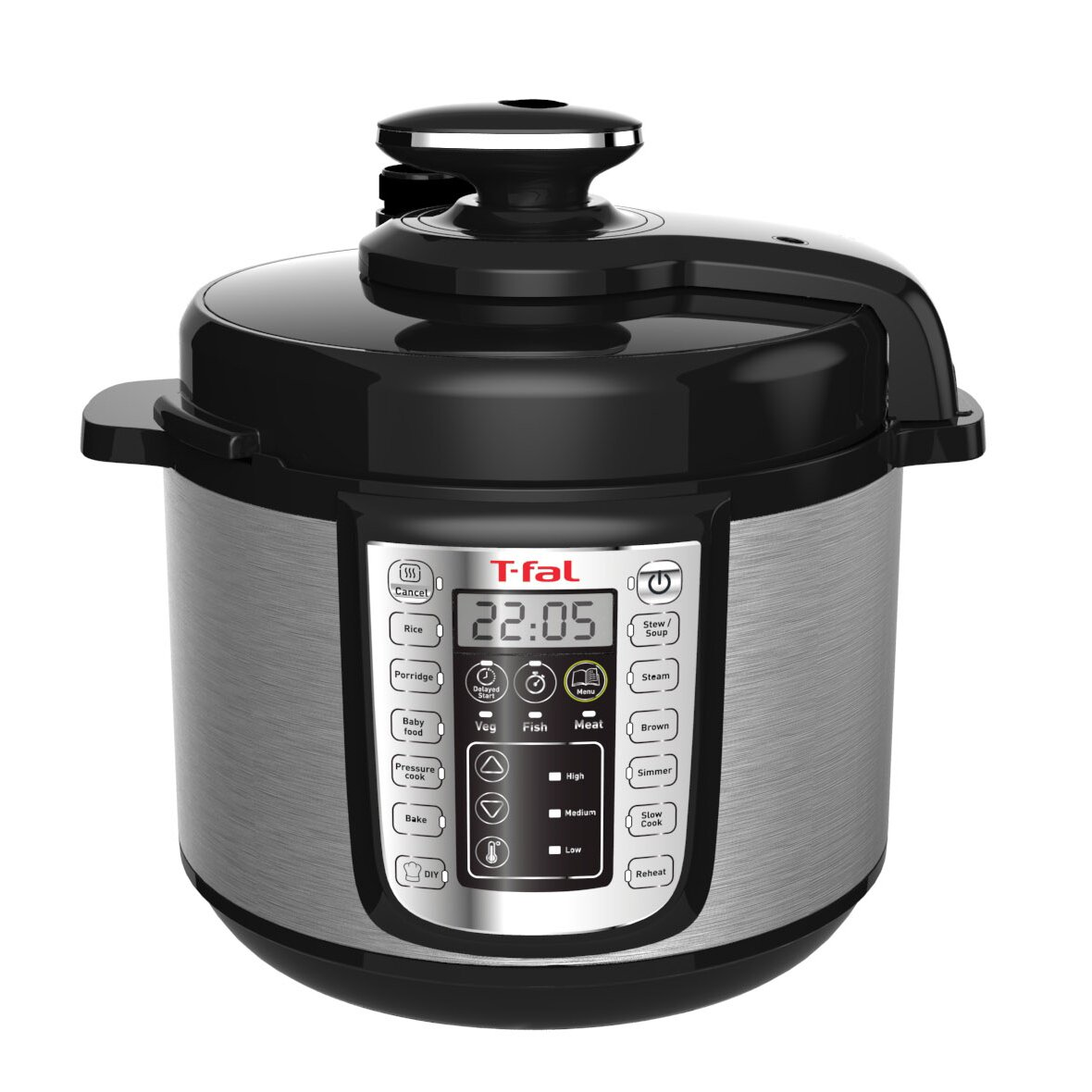 Electric Pressure Cooker ~ T fal quart electric pressure cooker reviews wayfair