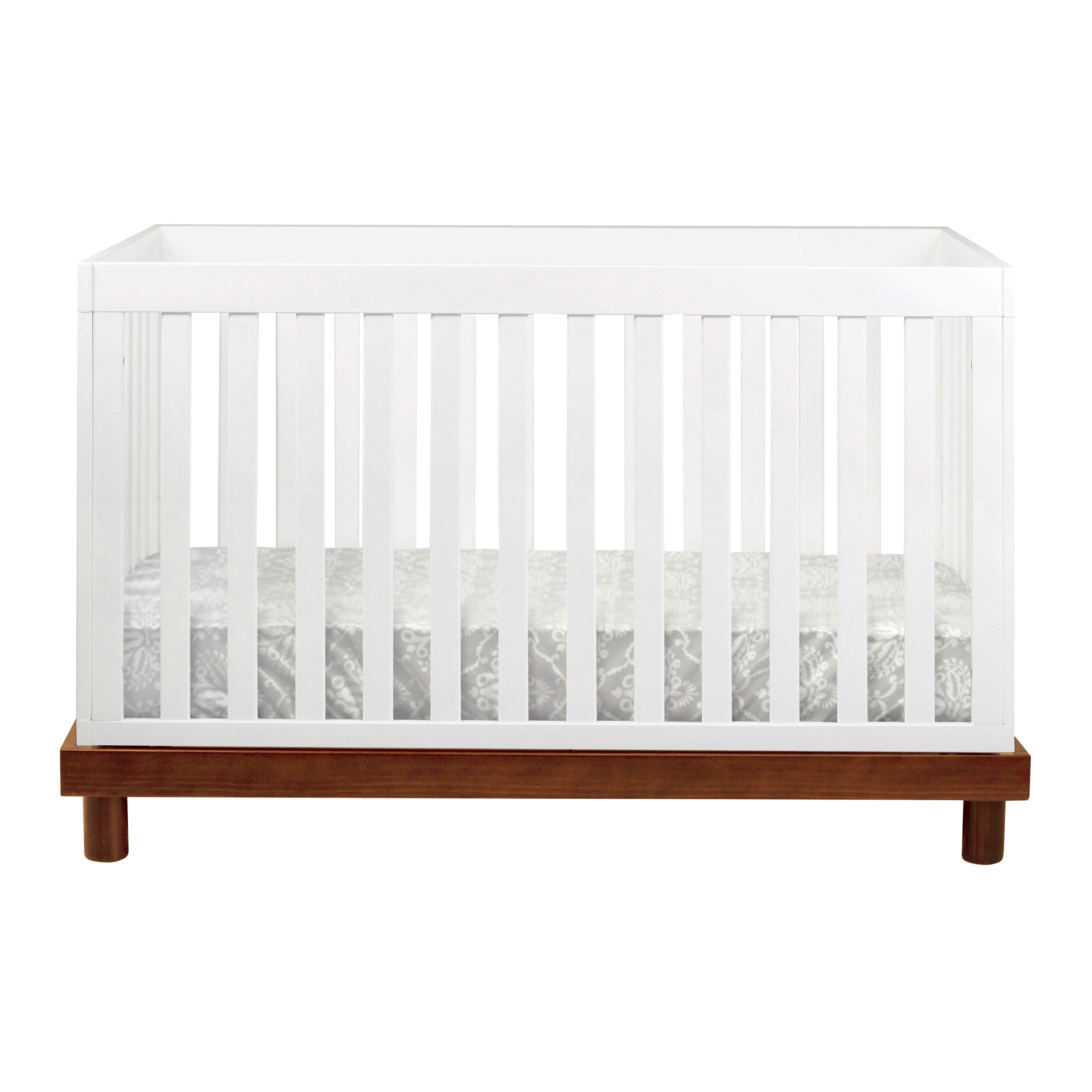 Baby Crib Ratings Stork Craft Portofino 4 In 1 Fixed Side Convertible Crib And Changer Review