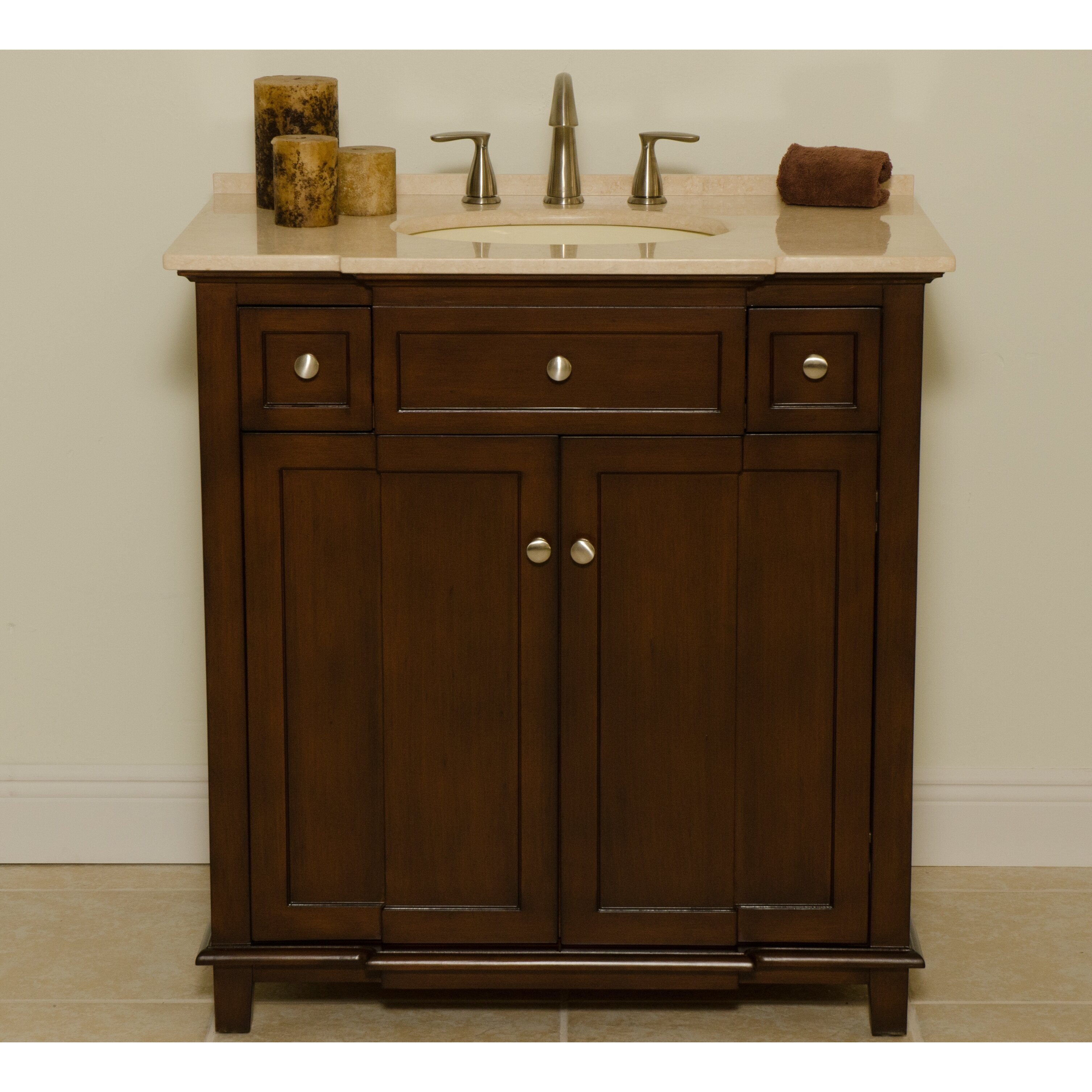 b i direct imports preston 34 single bathroom vanity set reviews wayfair