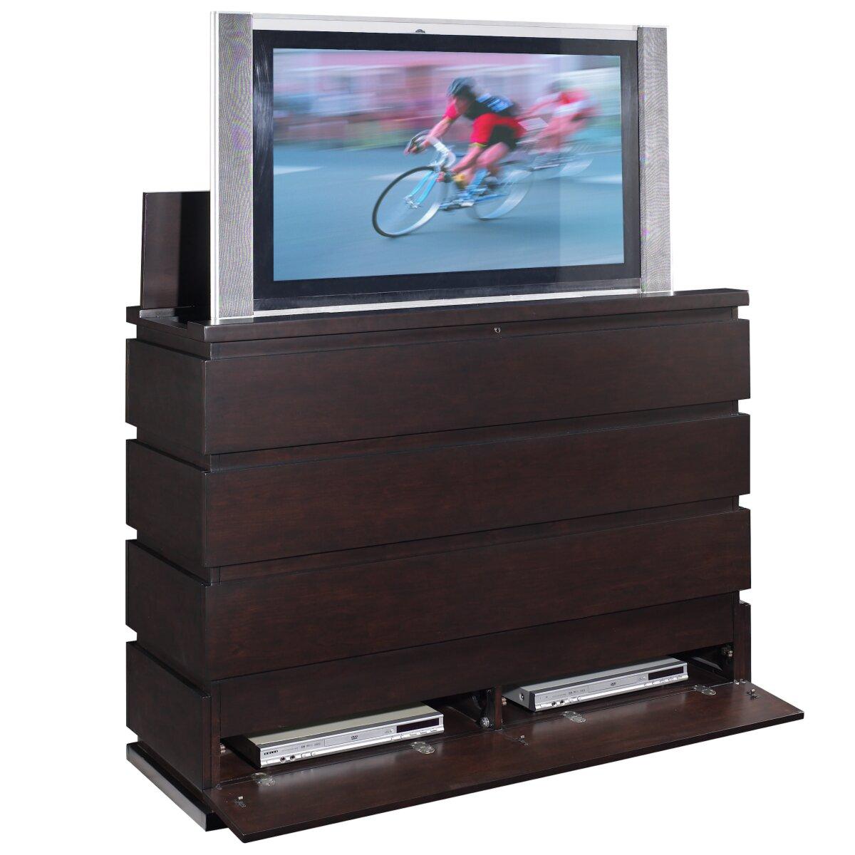 Tvliftcabinet Inc Prism Tv Stand Wayfair