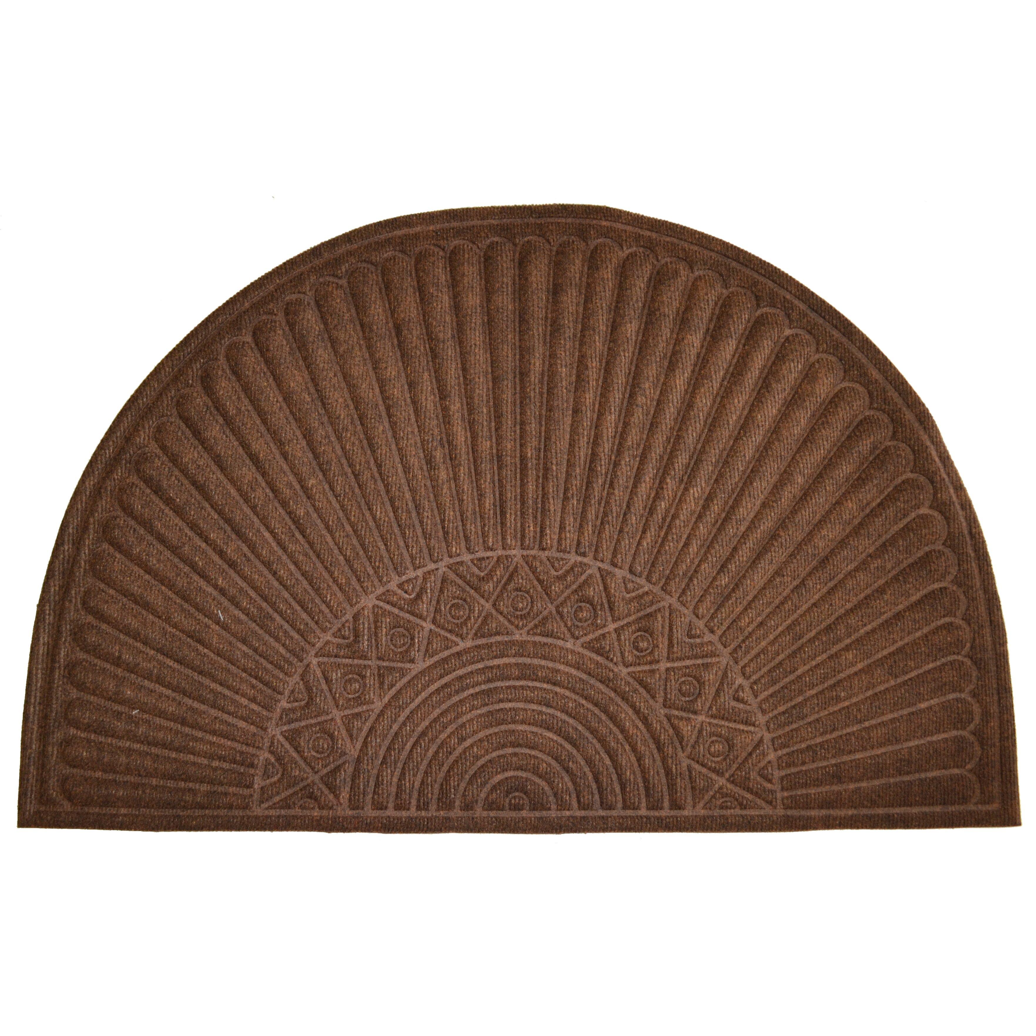 Imports decor doormat reviews wayfair for Decorative door mats indoor