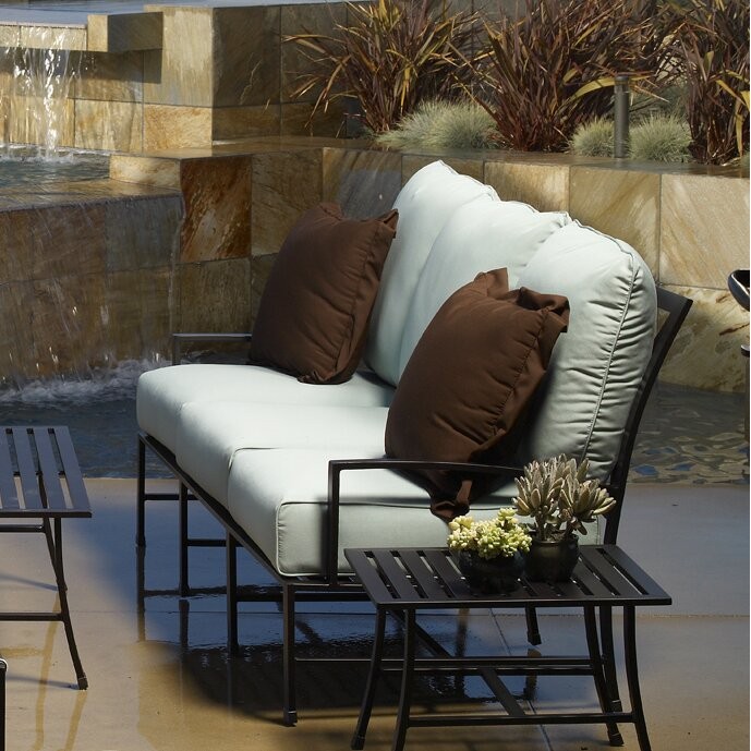 Sunset West La Jolla Sofa with Cushions & Reviews
