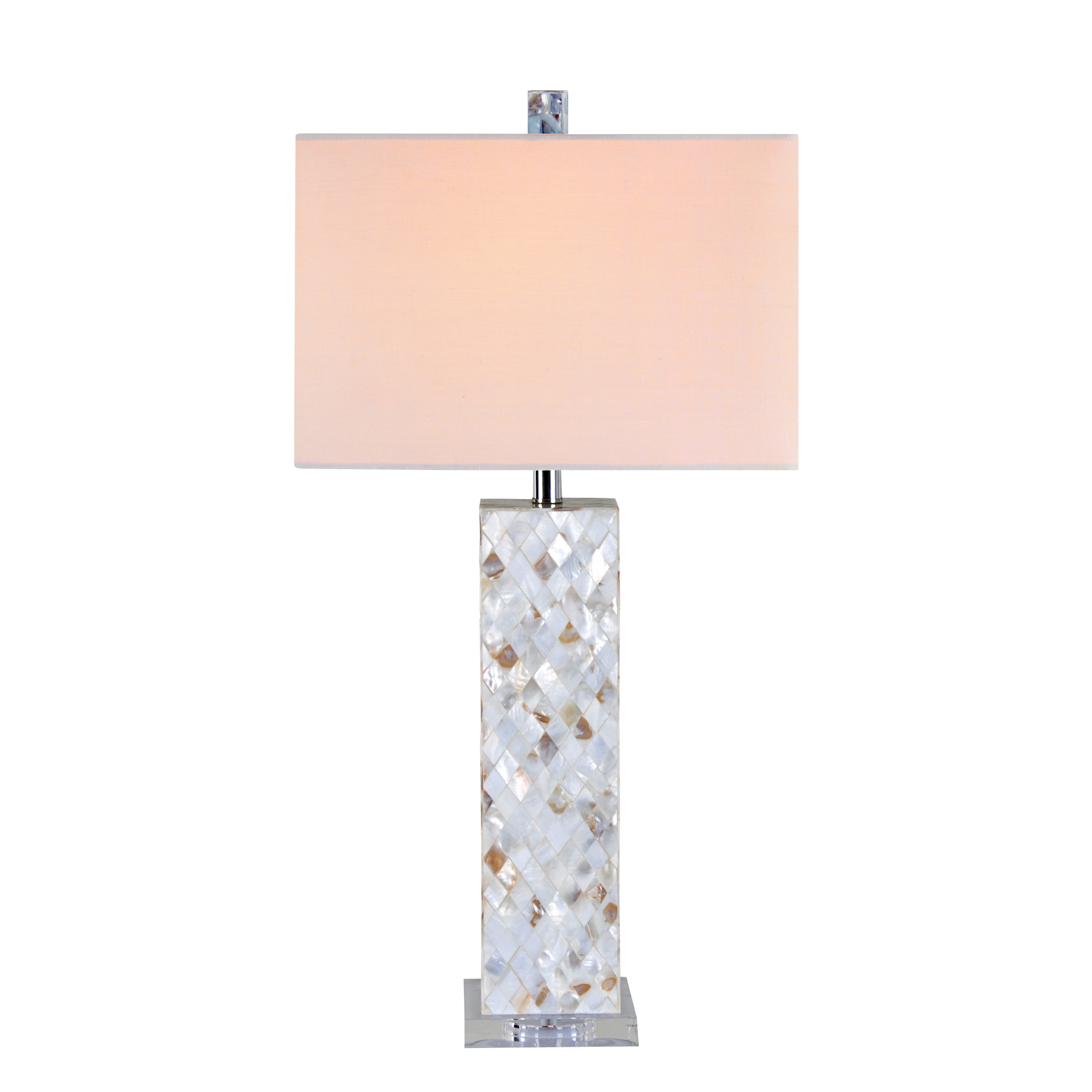 catalina lighting mother of pearl 32 table lamp reviews. Black Bedroom Furniture Sets. Home Design Ideas