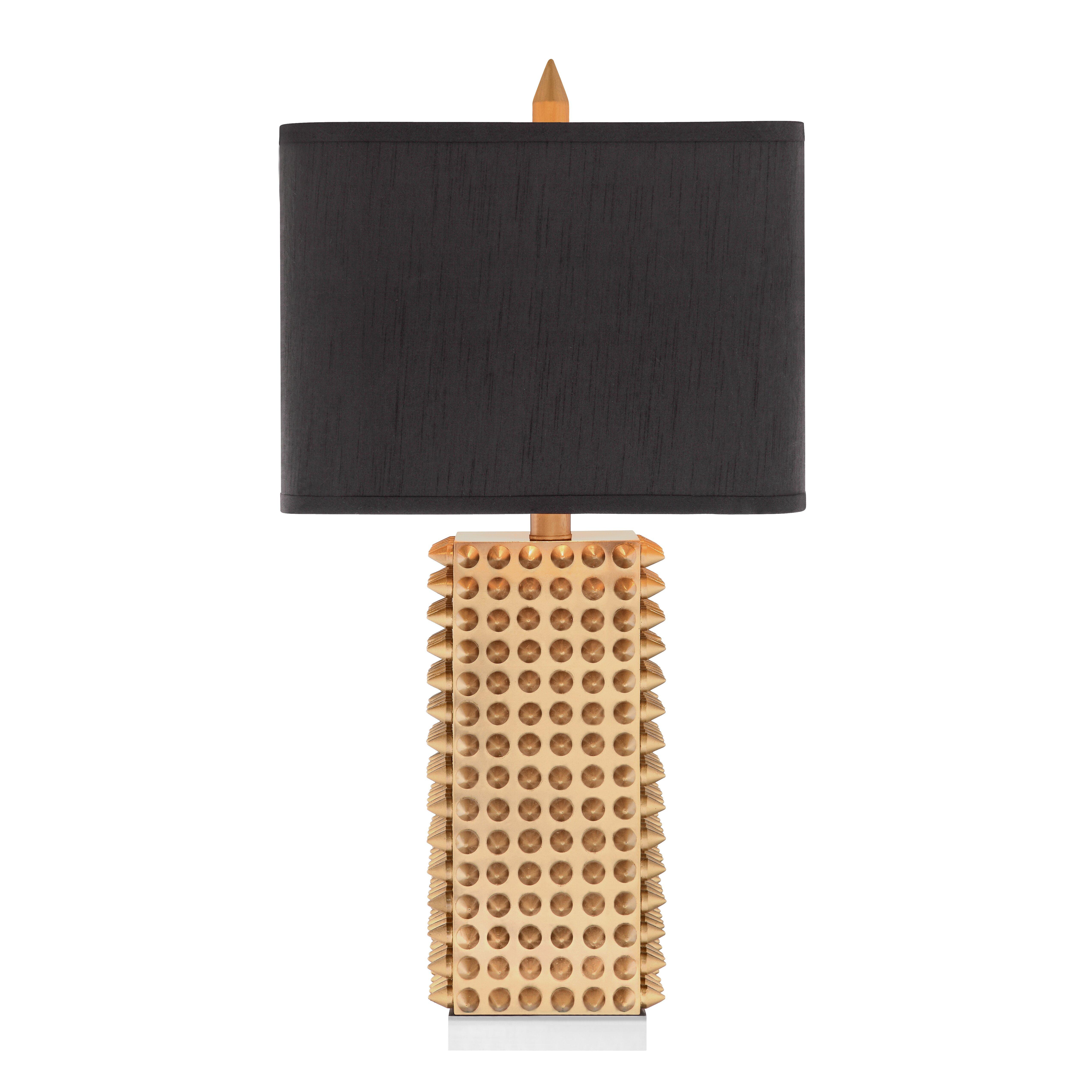 Catalina lighting table lamp reviews wayfair for Table cuisine 75 x 75