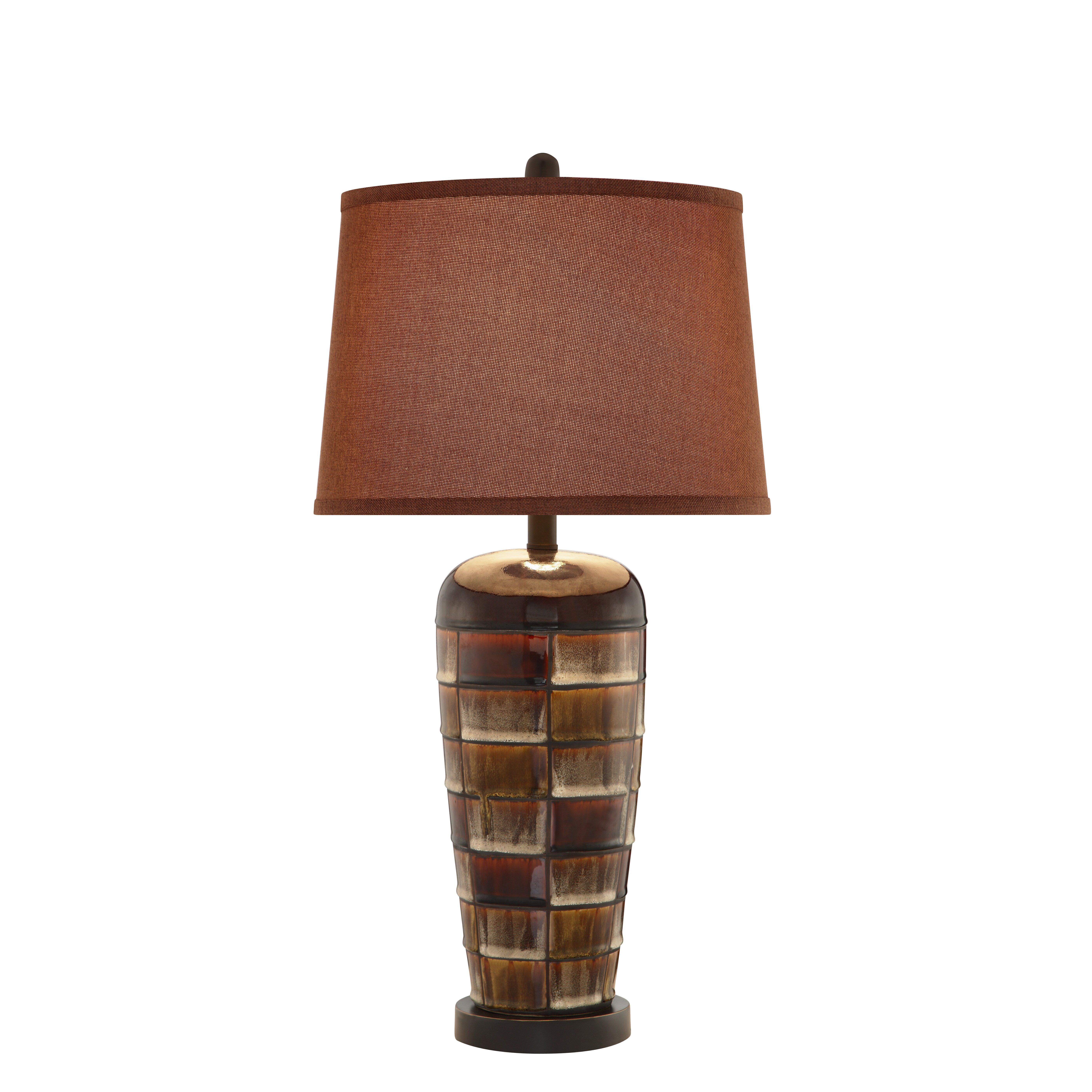 Free Standing Living Room Lamps Paper Shade