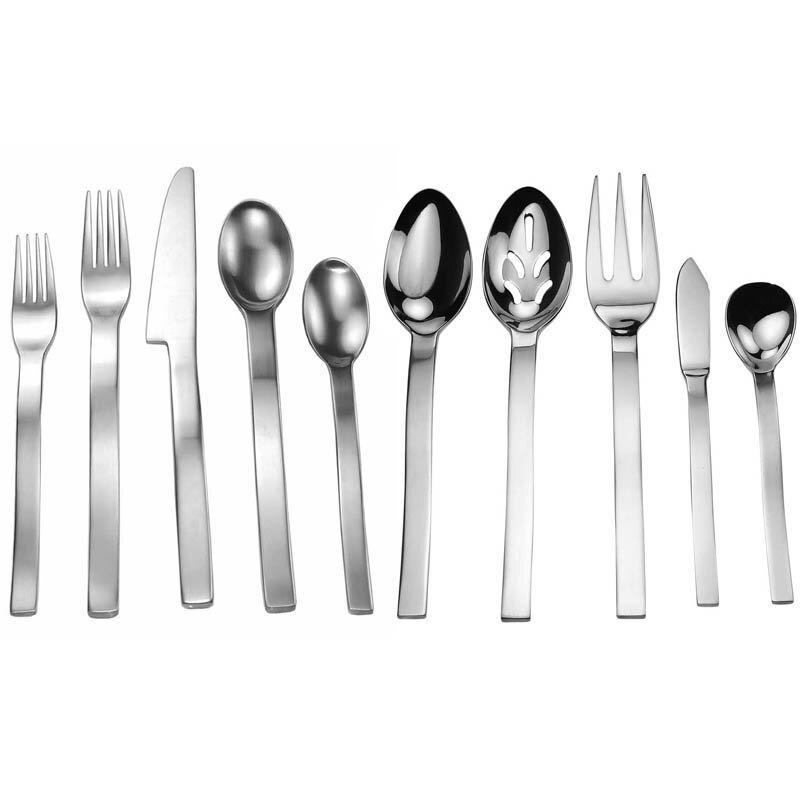 David shaw silverware splendide lyon 45 piece flatware set reviews wayfair - Splendide flatware ...