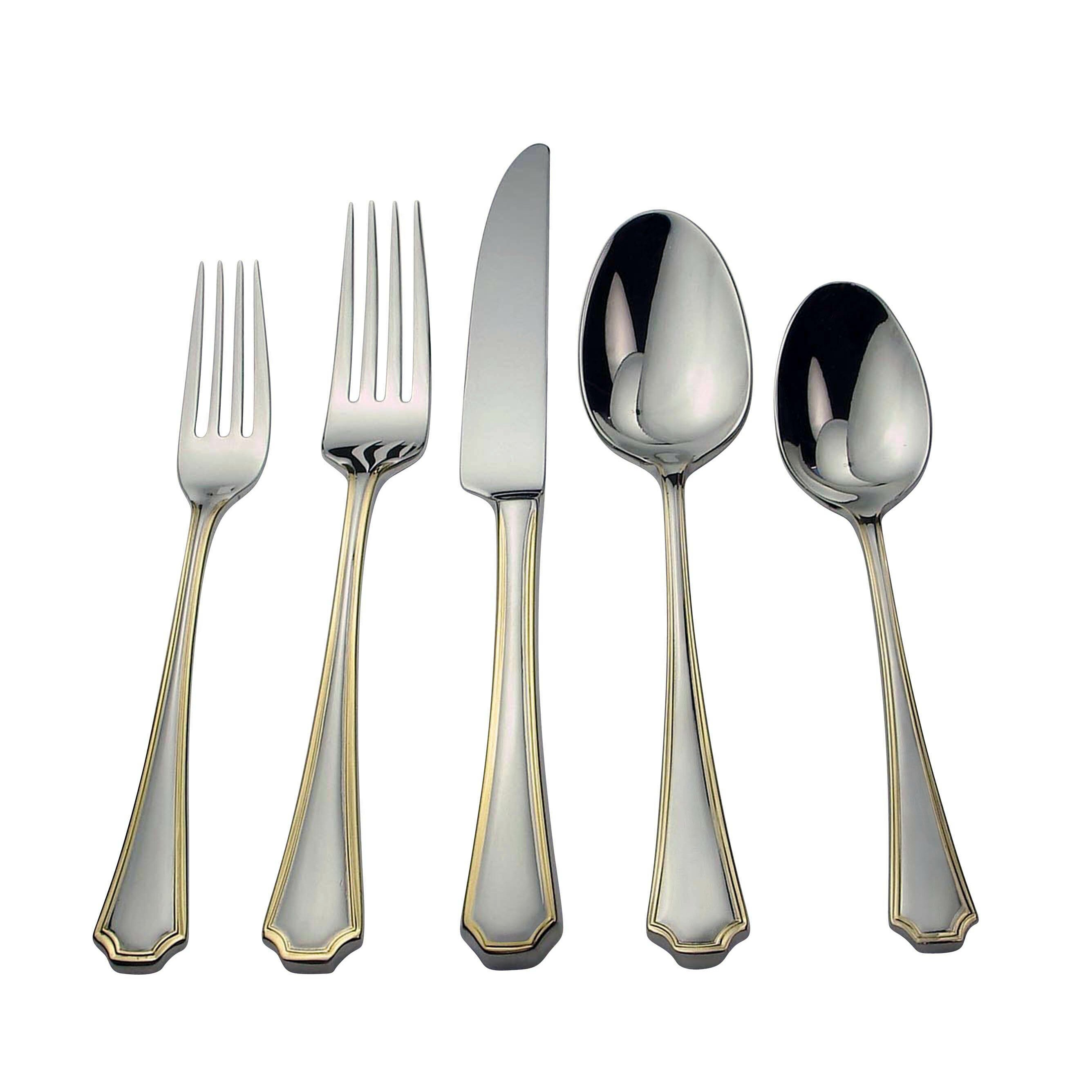 Unique Flatware Sets Wayfair Best Free Home Design