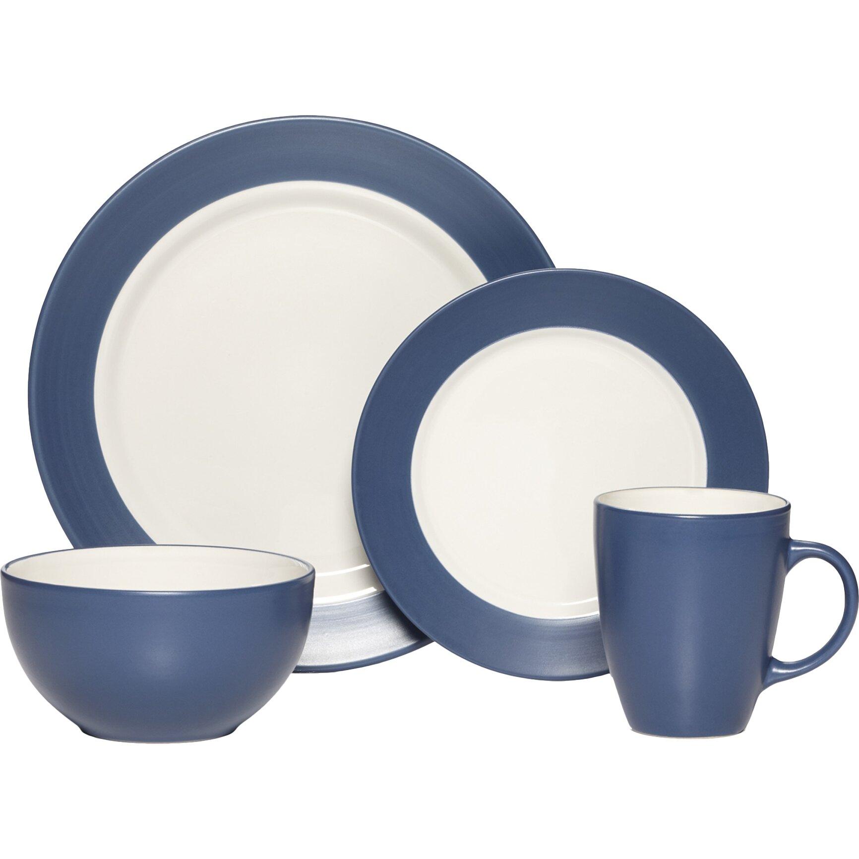 Pfaltzgraff Harmony Everyday 16 Piece Dinnerware Set