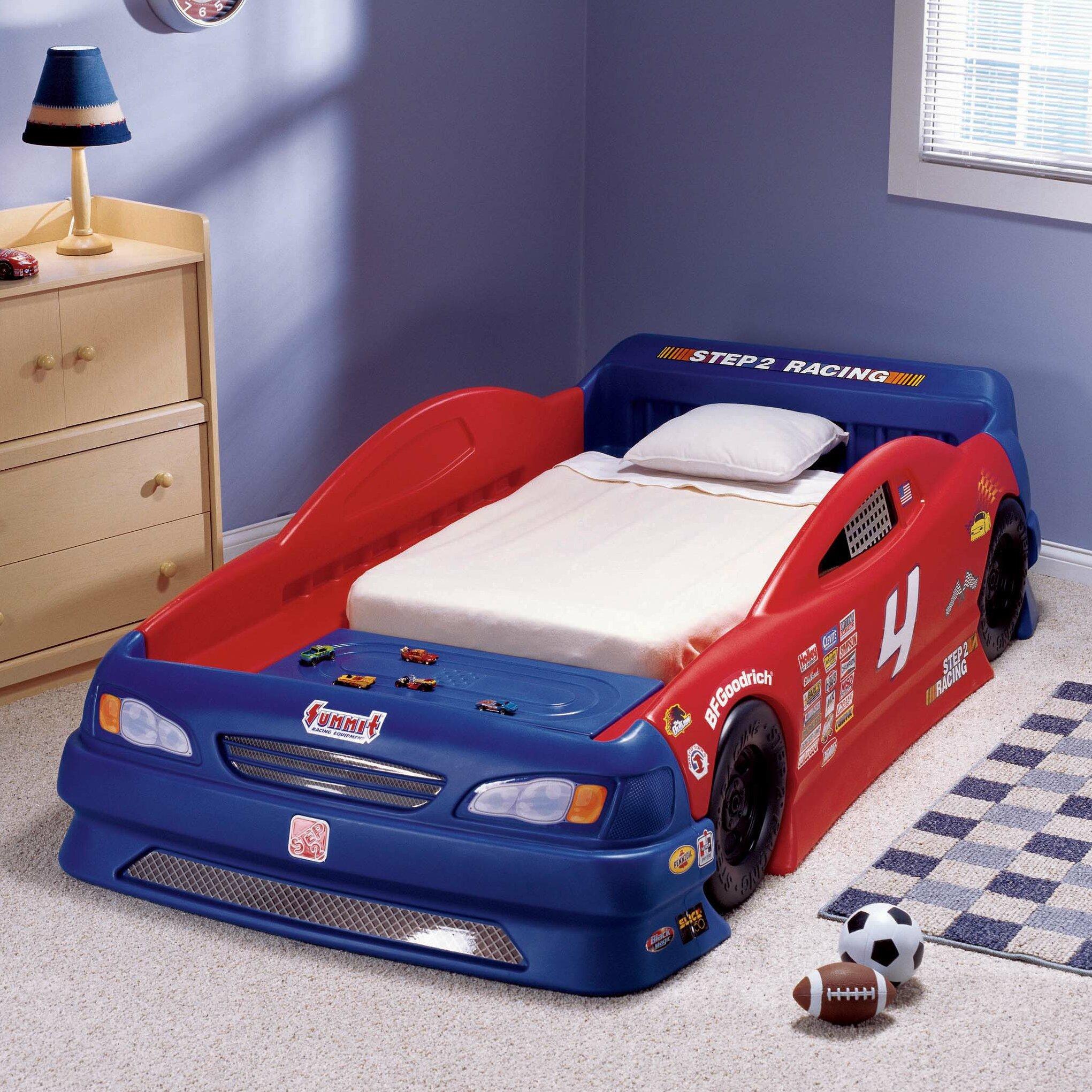 Step2 children 39 s furniture stock twin car bed reviews - Decoraciones para dormitorios ...