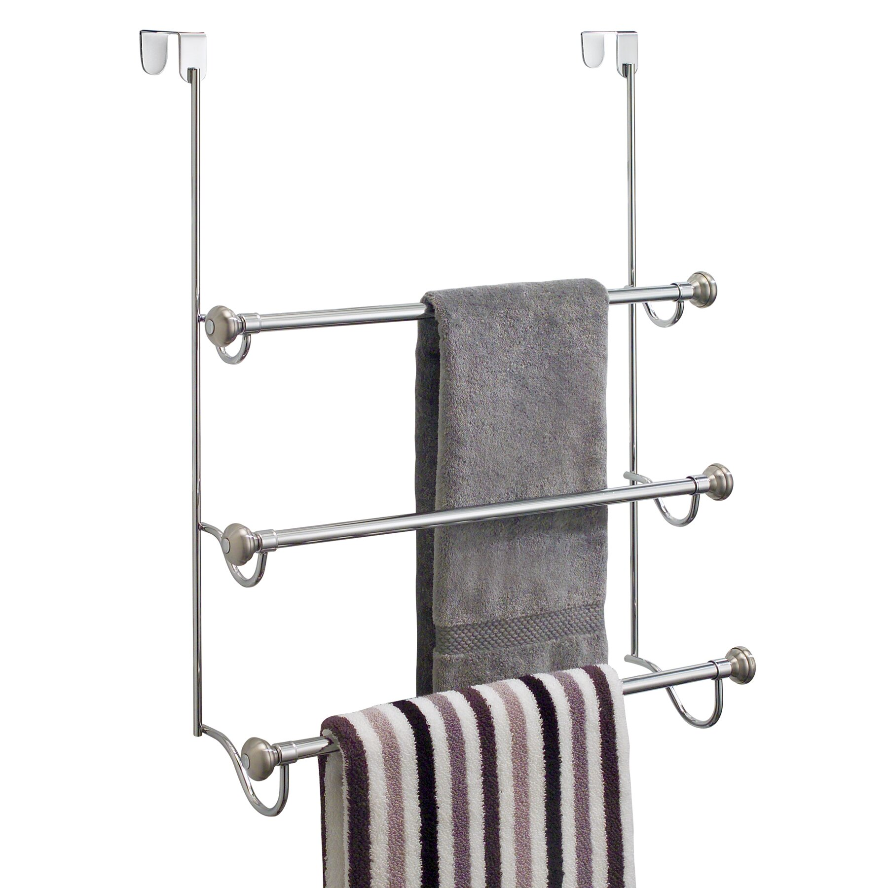 Over Door Storage Rack Kitchen