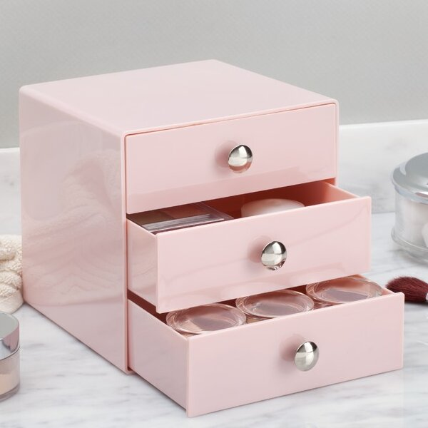 Interdesign 3 drawer desk organizer wayfair - Desk organizer drawers ...