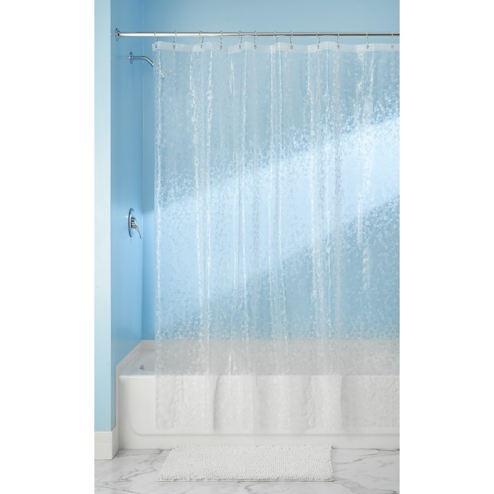 InterDesign Pebblz Shower Curtain Liner & Reviews