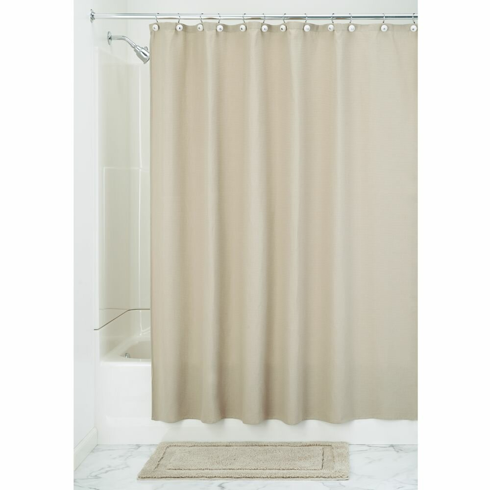 Interdesign York Shower Curtain Reviews Wayfair