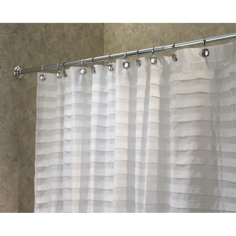 Interdesign Tuxedo Shower Curtain Wayfair