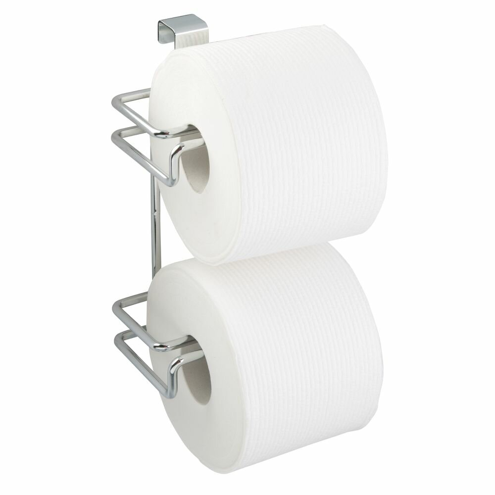 Interdesign metalo toilet tissue holder wayfair - Interdesign toilet paper holder ...