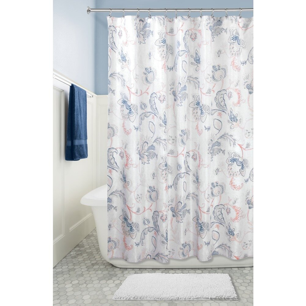 InterDesign Shelby Shower Curtain