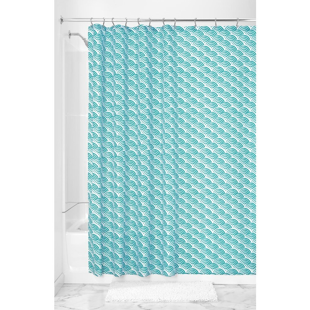 Interdesign Lyssa Shower Curtain Wayfair