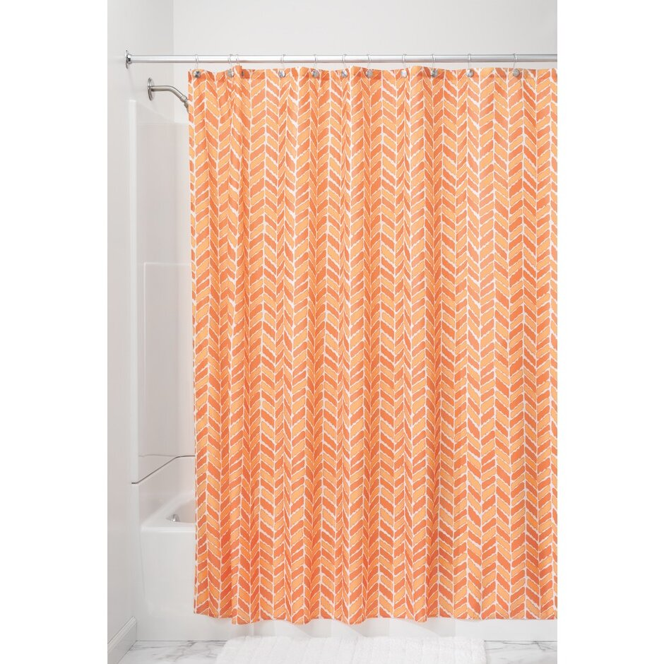Interdesign Nora Shower Curtain Wayfair
