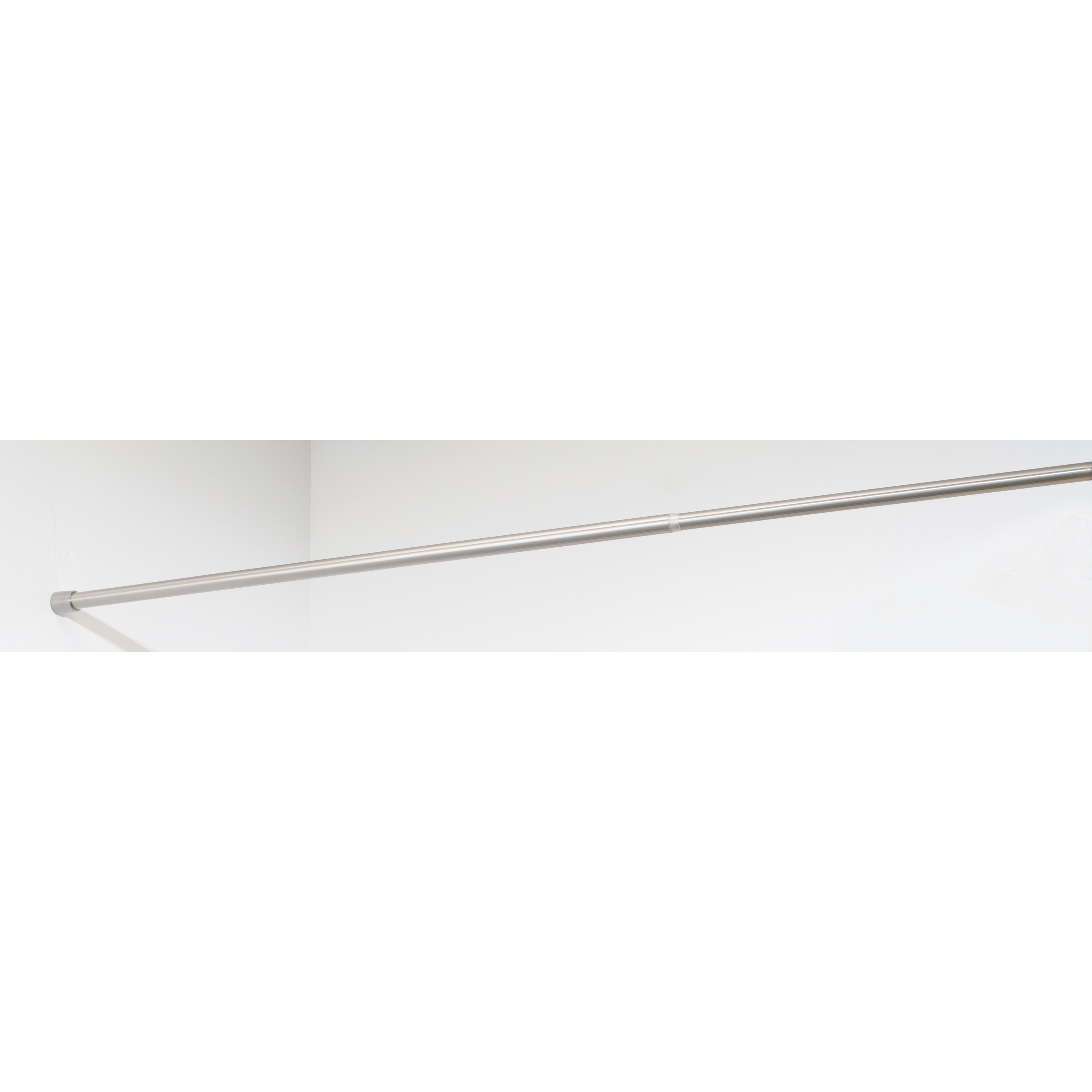 InterDesign Forma Small Shower Curtain Tension Rod