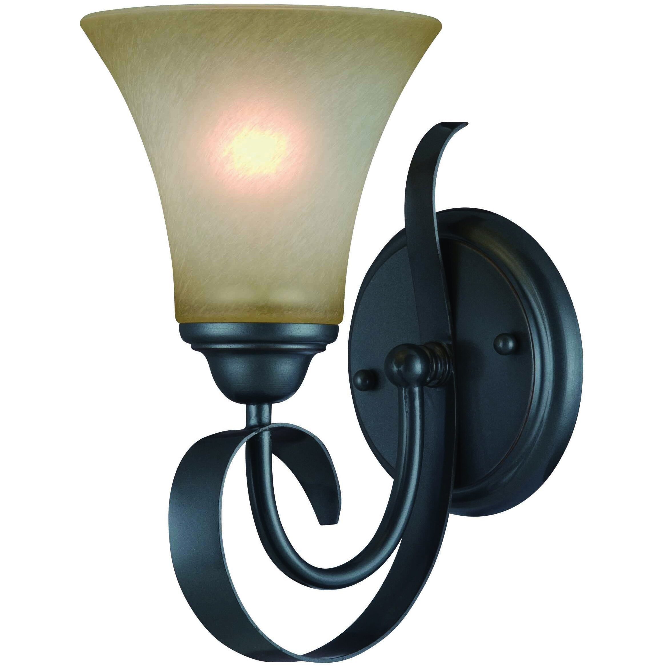 Hardware House Palermo 1 Light Wall Sconce